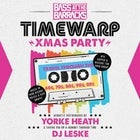 Bass at the Barracks: Time Warp Xmas Party