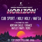 ANUSA's Friday Night Party: Horizon