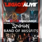 LEGACY ALIVE Single Launch featuring THIS IS SPUDGUN & BAND OF MISSFITS