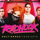 REDHOOK - Only Bones Tour