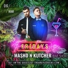 Argyle Fridays ft. Mashd N Kutcher (live)