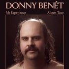 DONNY BENÉT – MR EXPERIENCE Album Tour | 19th March