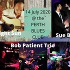 Midnight Sun + Sue Bluck + Bob Patient Trio