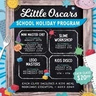 Little Oscars School Holiday Program
