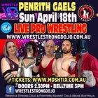 Wrestle Strong Dojo April 18th Gaels Club