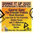 Shake It Up 2020: A Parkinson's Benefit Gig