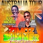 ZIMOZ SUMMER FESTIVAL Alick Macheso and Jah Signal