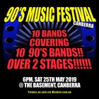90's Tribute Night!! May 2019