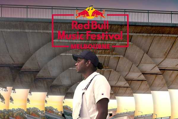 Red Bull Music Festival Melbourne feat. BAKER BOY