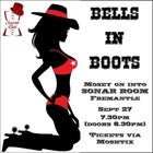 Bells in Boots! A Country Music Burlesque Extravaganza
