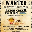 500 Miles of Music - Leigh Creek