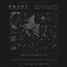 Plini with Special Guests Mestis and David Maxim Micic