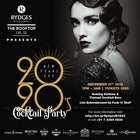 Rydges South Bank 2020's New Years Eve