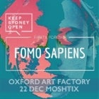 KEEP SYDNEY OPEN Party for the FOMO Sapiens