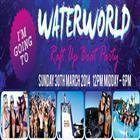 WATERWORLD  RAFT UP  BOAT PARTY