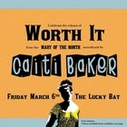 "Caiti Baker's ""Worth It"" Single Launch Party"