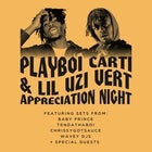 Playboi Carti Vs Lil Uzi Vert Appreciation Night
