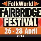 FOLKWORLD FAIRBRIDGE FESTIVAL 2013 / FESTIVAL ENTRY PASSES