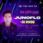 Ha-Ja! K-Pop Party pres. JUNOFLO [KOR/USA]