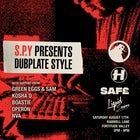 SAFE Events & Liquid Sessions presents S.P.Y (UK)
