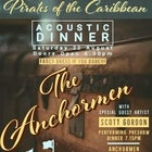 ACOUSTIC DINNER  - PIRATES OF THE CARIBBEAN