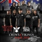 Crows and Vikings Tour 2019