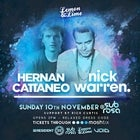Hernan Cattaneo & Nick Warren- Brisbane Show
