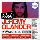KINK presents JEREMY OLANDER (Pryda Friends) . 3HR SET