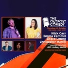 The Outpost Comedy w/ Nick Carr, Emma Zammit, Grace Leung + more!