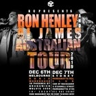 Ron Henley & Al James  Melbourne Show 2019