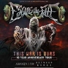 "ESCAPE THE FATE ""This War Is Ours"" 10th Anniversary Aust Tour"