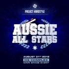 PROJECT HARDSTYLE AUSSIE ALL STARS