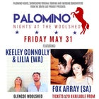 Palomino Nights At The Woolshed