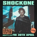 SHOCKONE (DJ Set) at BAR1 | HILLARYS (U18)