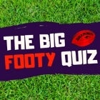 The Big Footy Quiz