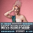 Miss Burlesque Official Afterparty 2019