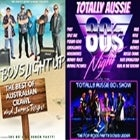 Totally Aussie 80's + Boys Light Up