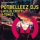 Ministry of Sound Club Ft Potbelleez DJ's