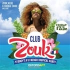 CLUB ZOUK - Winter Fête!