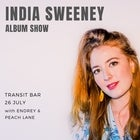 India Sweeney Album Launch + Special Guets @ Transit