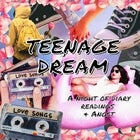 Teenage Dream: A Night of Diary Readings & Angst (FINAL TIX)