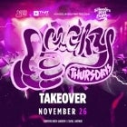 Schoolies Do It Better 2018! (Mon 26 Nov) LUCKY THURSDAYS TAKEOVER