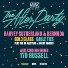 The Age Music Victoria Awards After Party. Harvey Sutherland & Bermuda + Gold Class + Cable Ties & Archie Roach, Mojo Juju, Josh Teskey and special guests