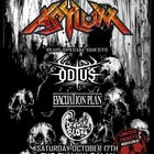 Metal of Honor presents ASYLUM and special guests