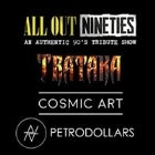 All Out Nineties with Cosmic Art and Petrodollars
