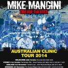 Mike Mangini Australian Clinic Tour - BRISBANE