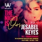 The Night Is Ours feat. Jesabel & Keyes