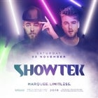 Marquee Saturdays - Showtek