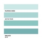Wallace - Pantone Home Single Launch Tour with Special Guests