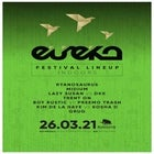 Eureka Events - Festival Line Up - Indoors - FEAT. Ryanosaurus
